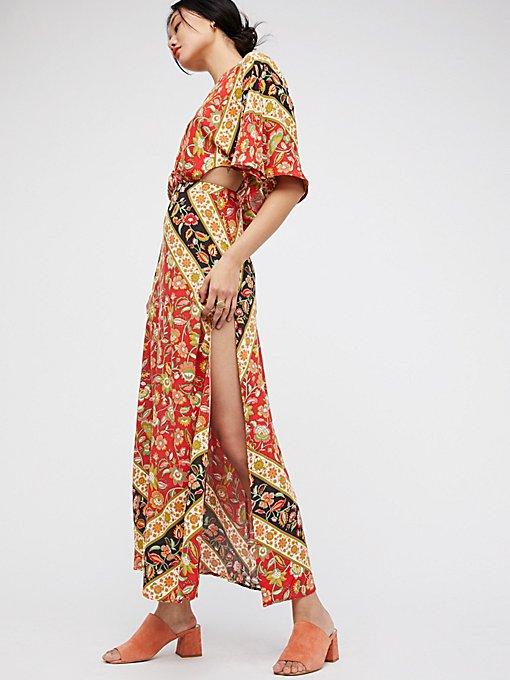 Product Image: Lolita Cut Out Maxi Dress