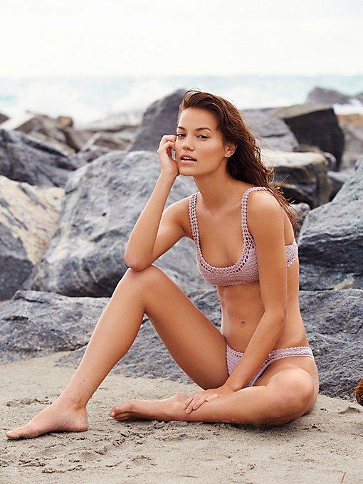 Product Image: Crop Bralette Bikini Top