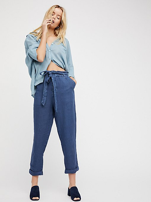 Product Image: Like This Paper Bag Pant