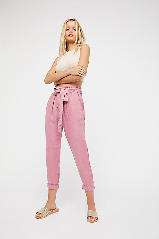 Product Image: Like This Paper Bag Trouser