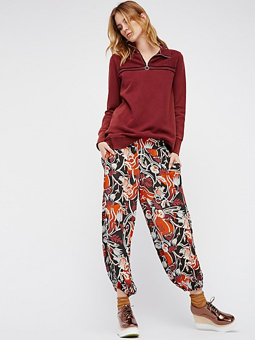 Product Image: Easy Balloon Printed Pant