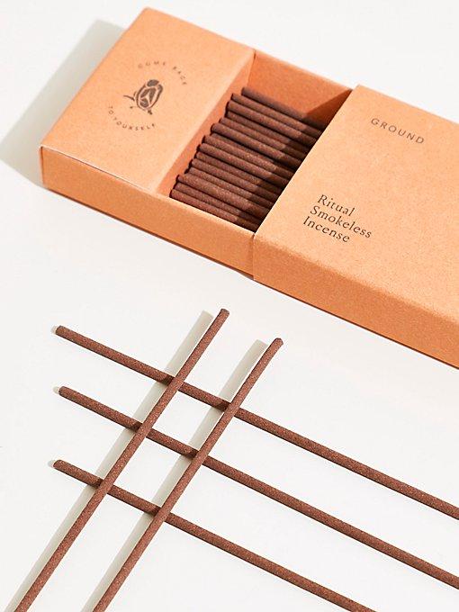 Product Image: Smokeless Organic Incense by Bodha
