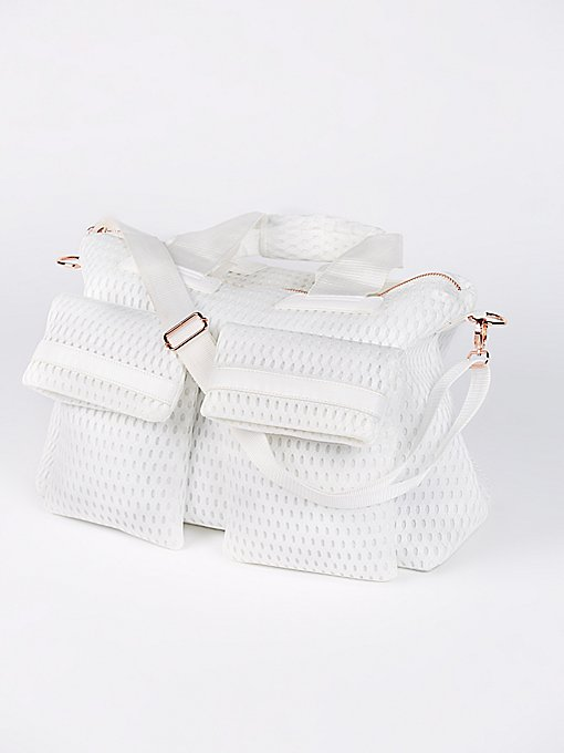 Product Image: Ivy Mesh Duffle Bag