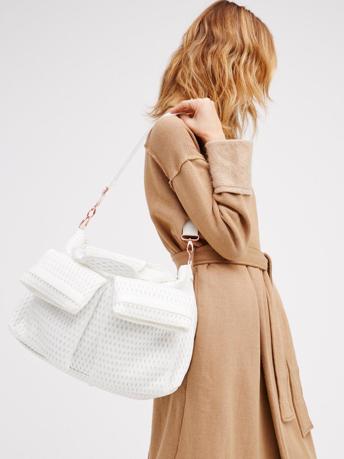 Ivy Mesh Duffel Bag