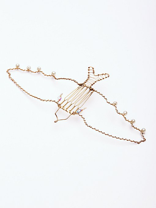 Product Image: Sparrow Fascinator Comb