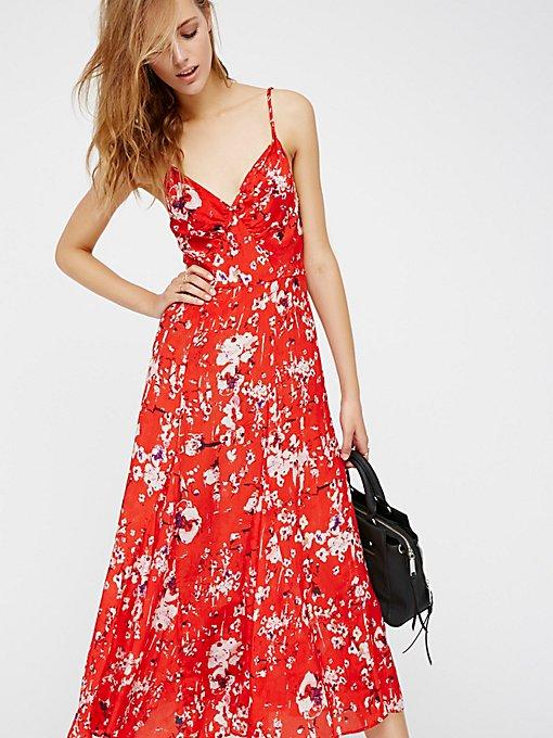 Product Image: Godet Slip Dress