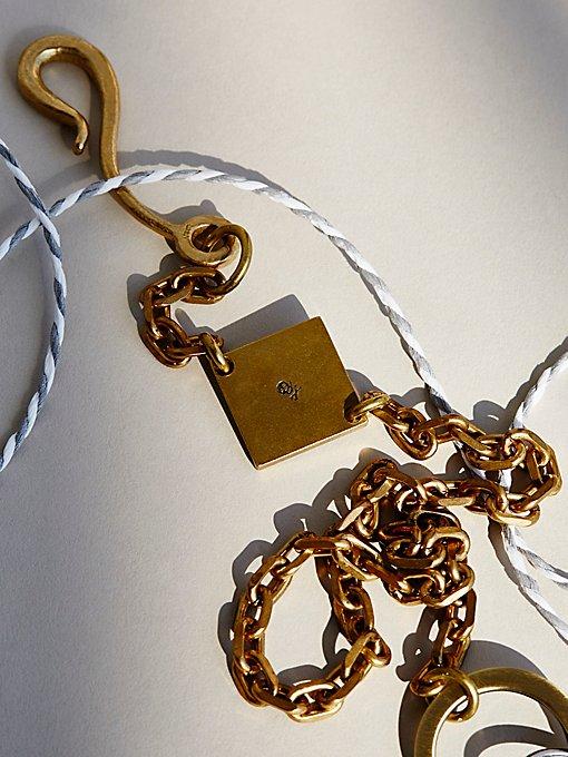 Product Image: Key Ring Pocket Chain