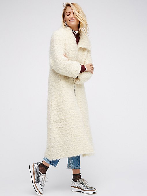 Product Image: 舒适毛线夹克