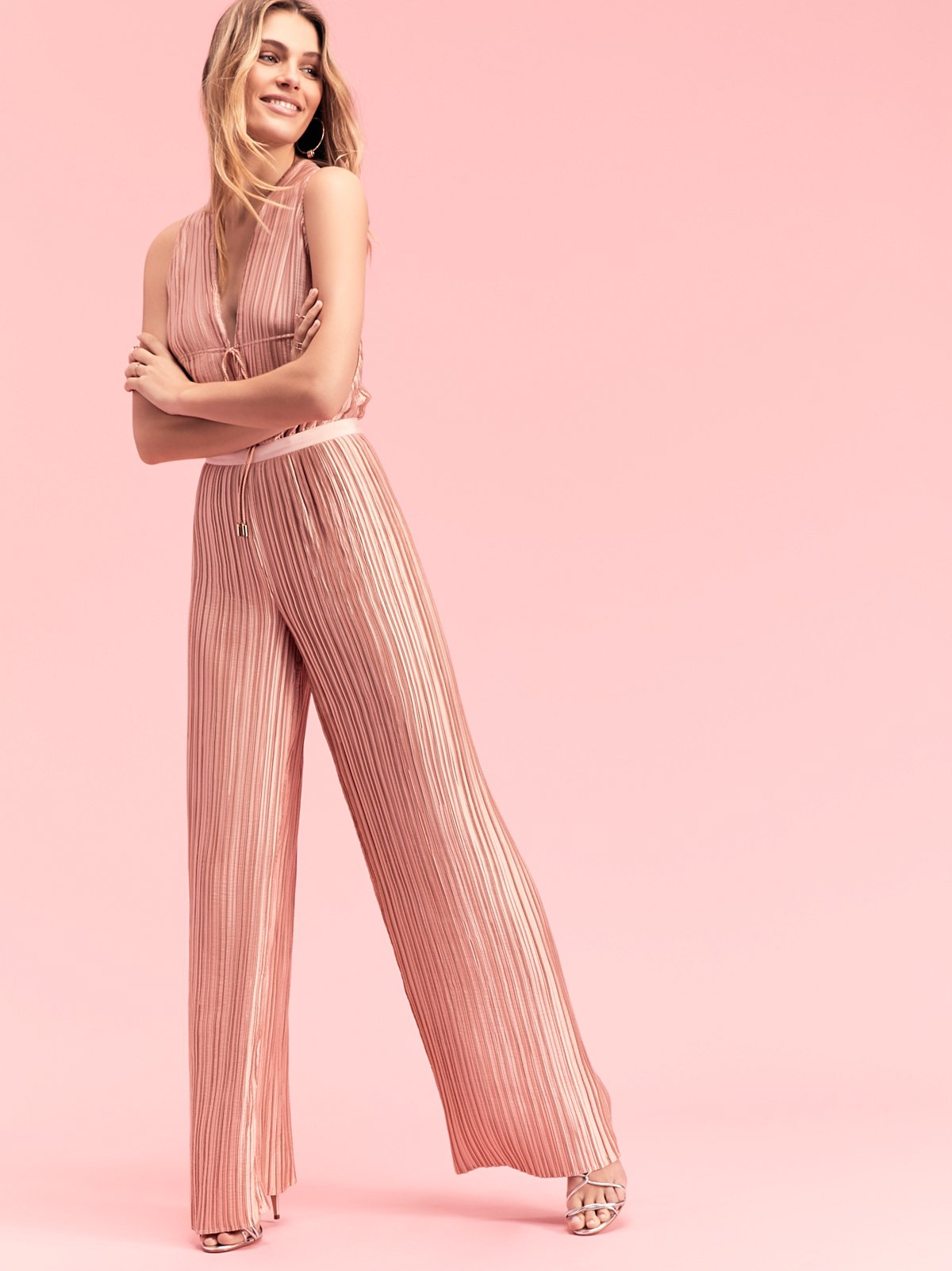 Primavera Pleated Set