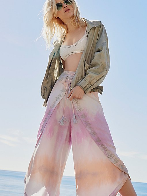 Product Image: Moon Silk Culottes