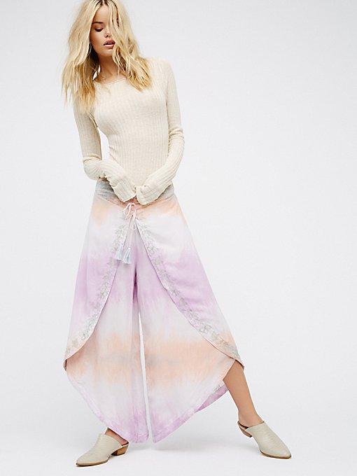 Product Image: Moon真丝裙裤