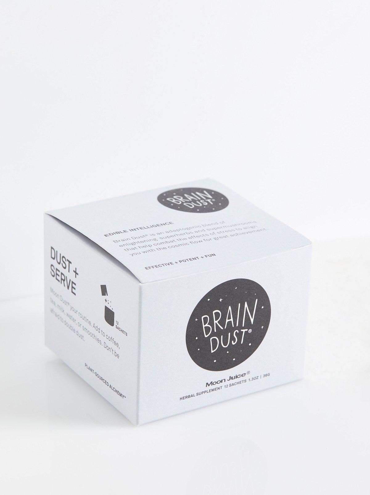 Brain Dust By Moon Juice Sachet Box