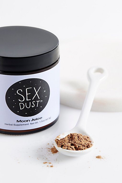 Product Image: Moon Juice出品的Sex Dust滋阴营养粉