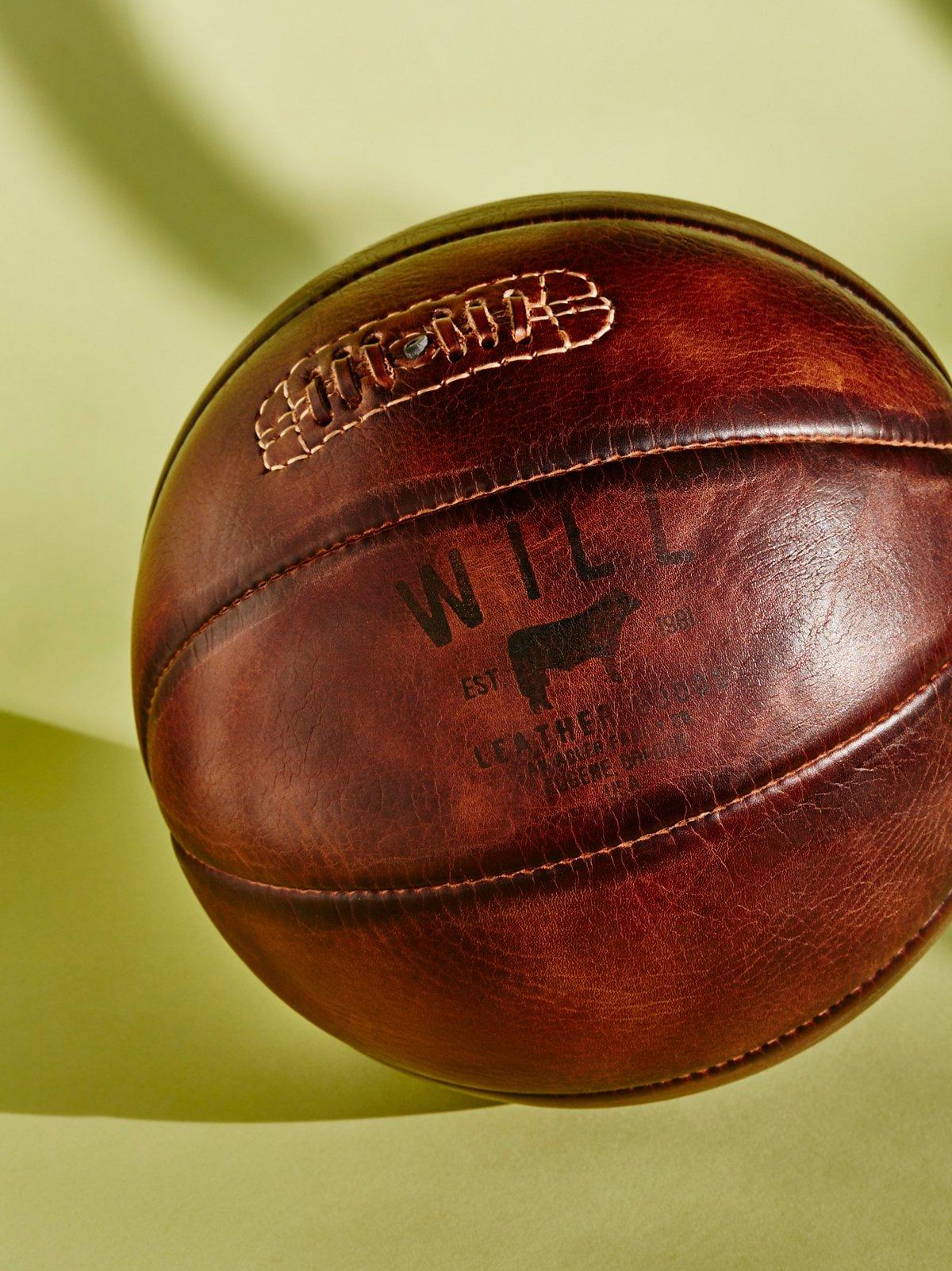 Golden Age皮革篮球