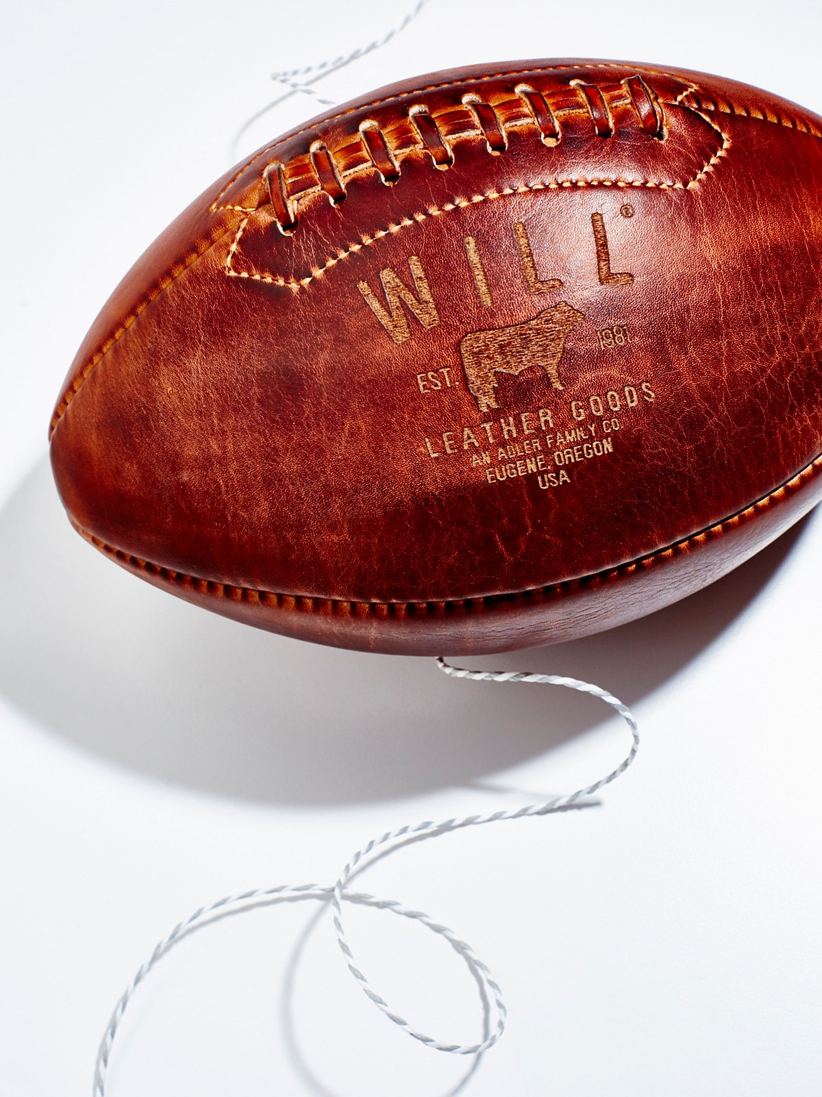 Golden Age Leather Football
