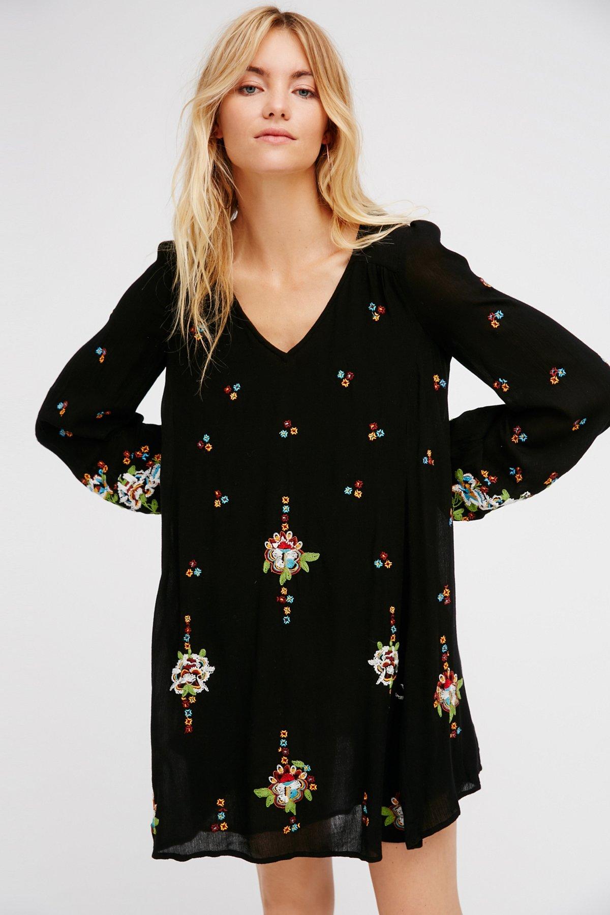 Oxford Mini Dress