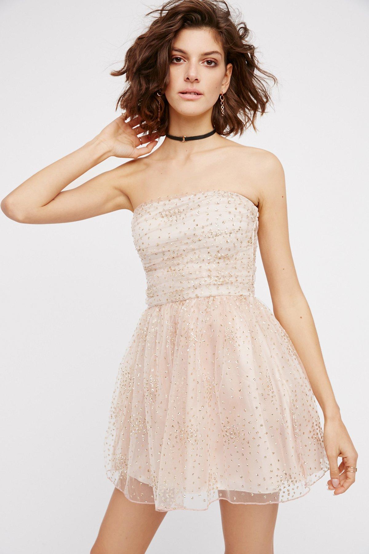 Sisley迷你连衣裙