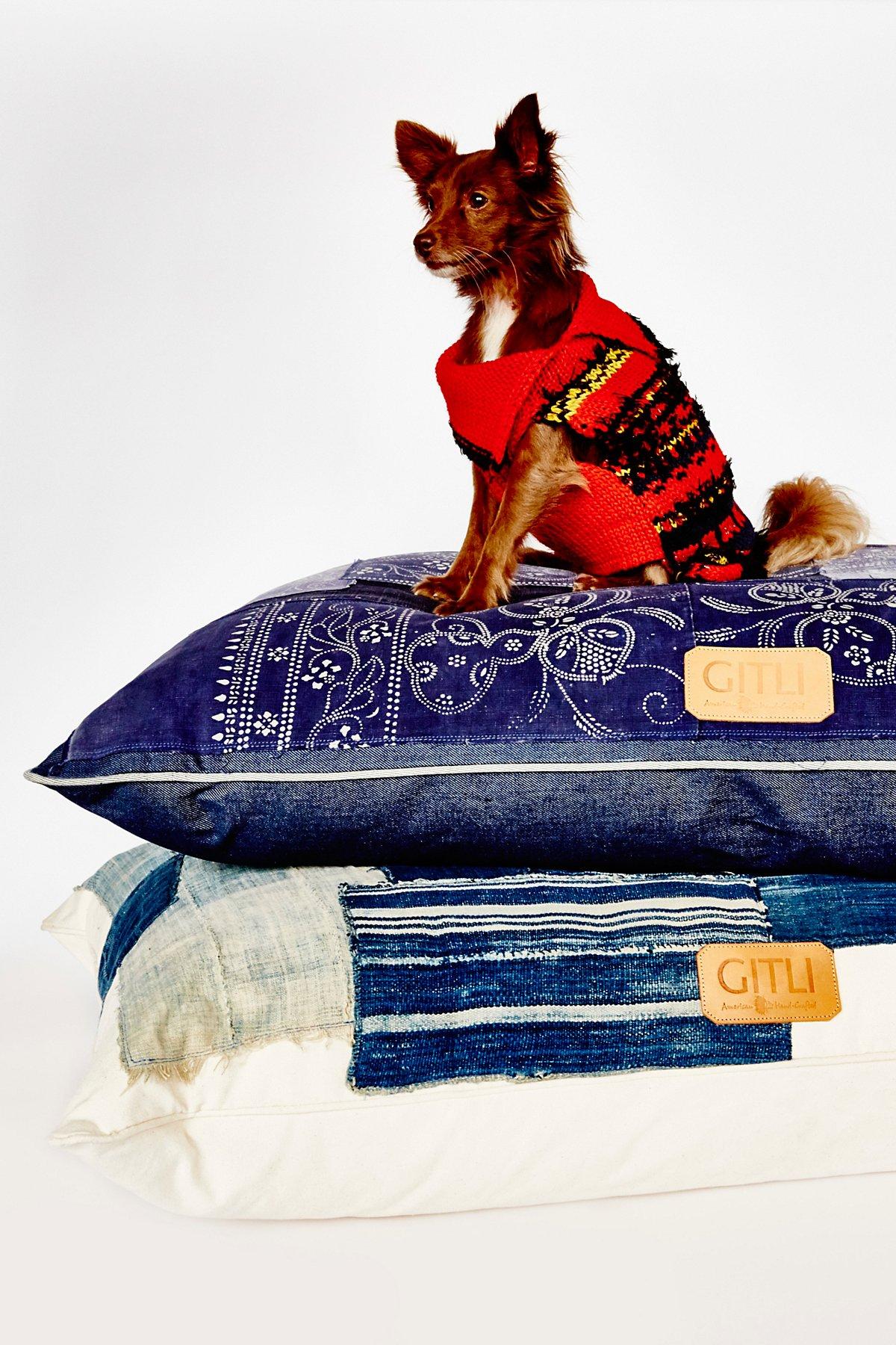 One Of A Kind Batik Bed