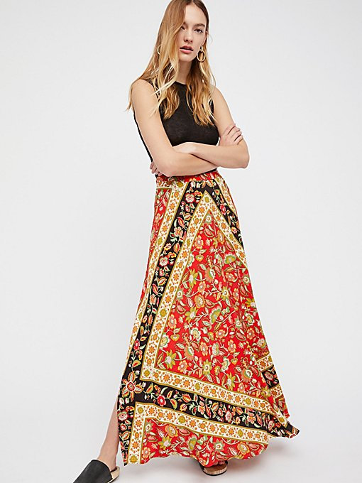Product Image: Lolita Split Maxi Skirt