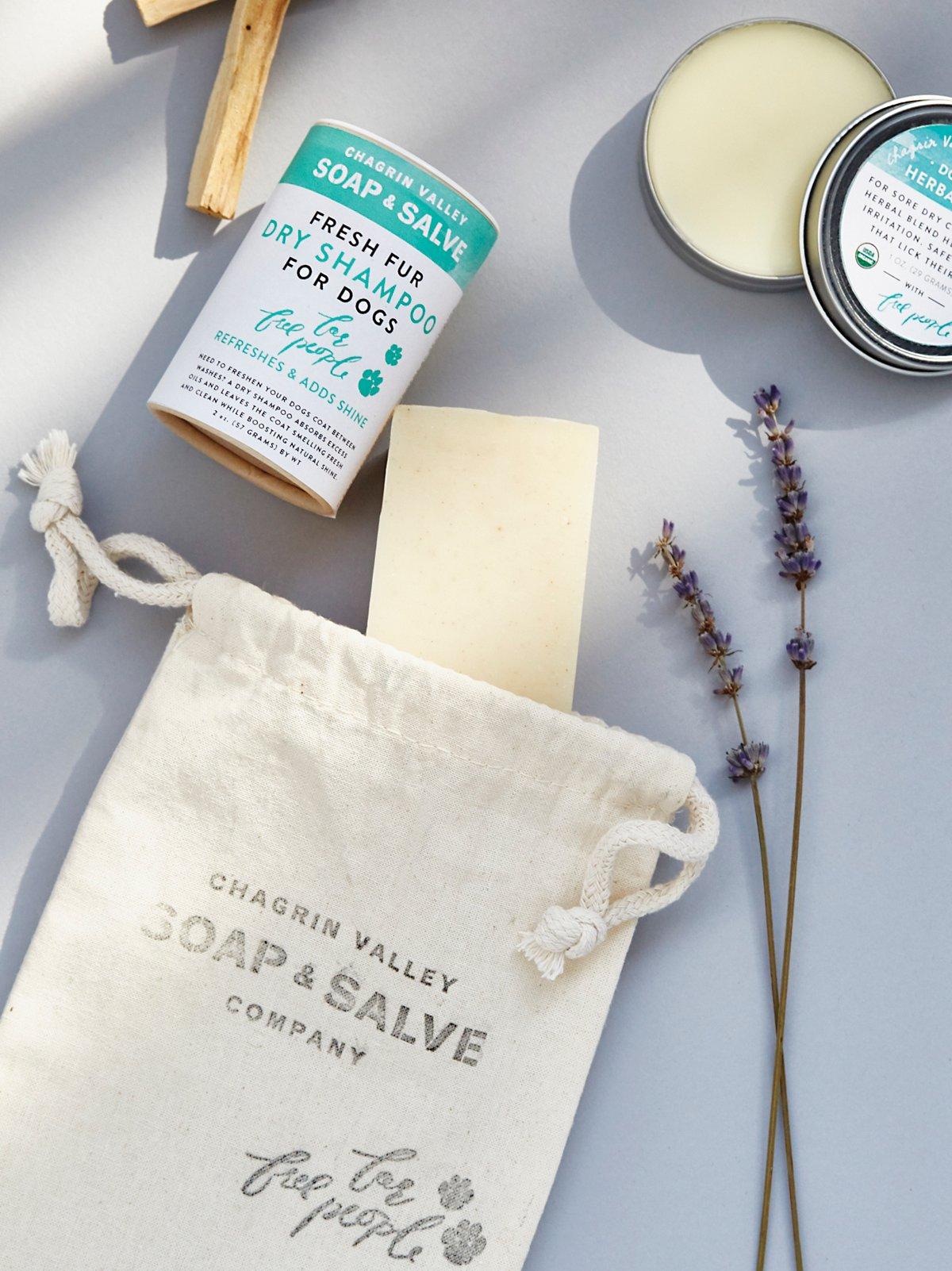 Chagrin Valley Soap & Salve Bundle