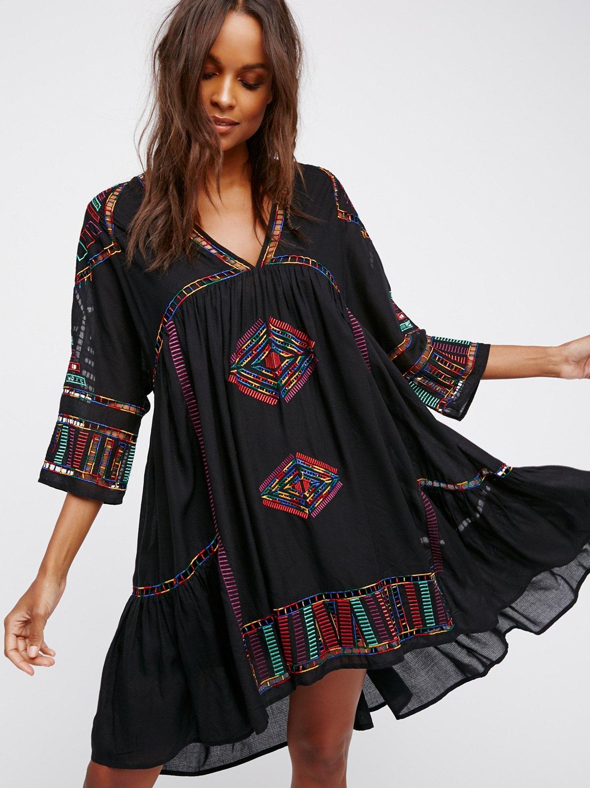Greenpoint Mini Dress