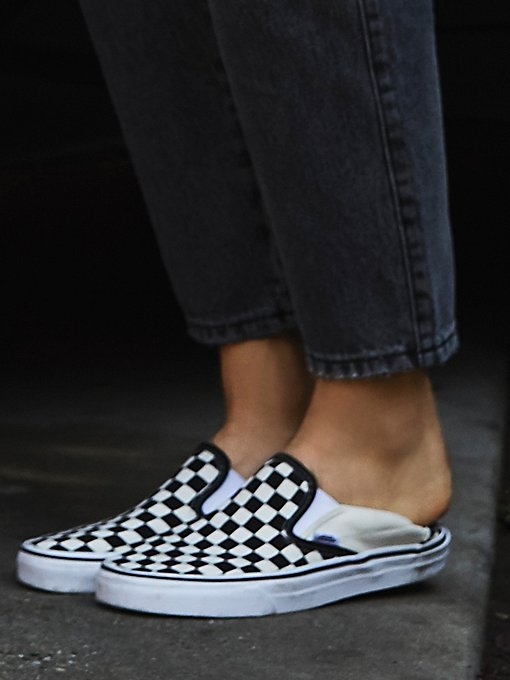 Product Image: Classic Checkered Slip On
