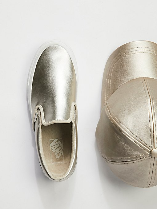 Product Image: Metallic Classic Slip-On