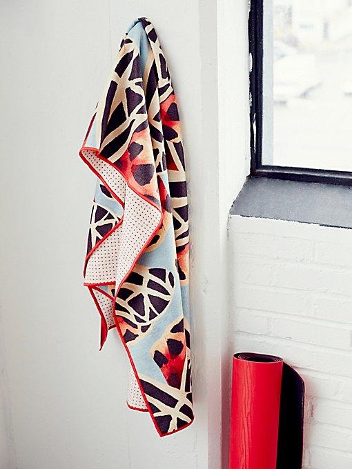 Product Image: Yogitoes®地垫毛巾
