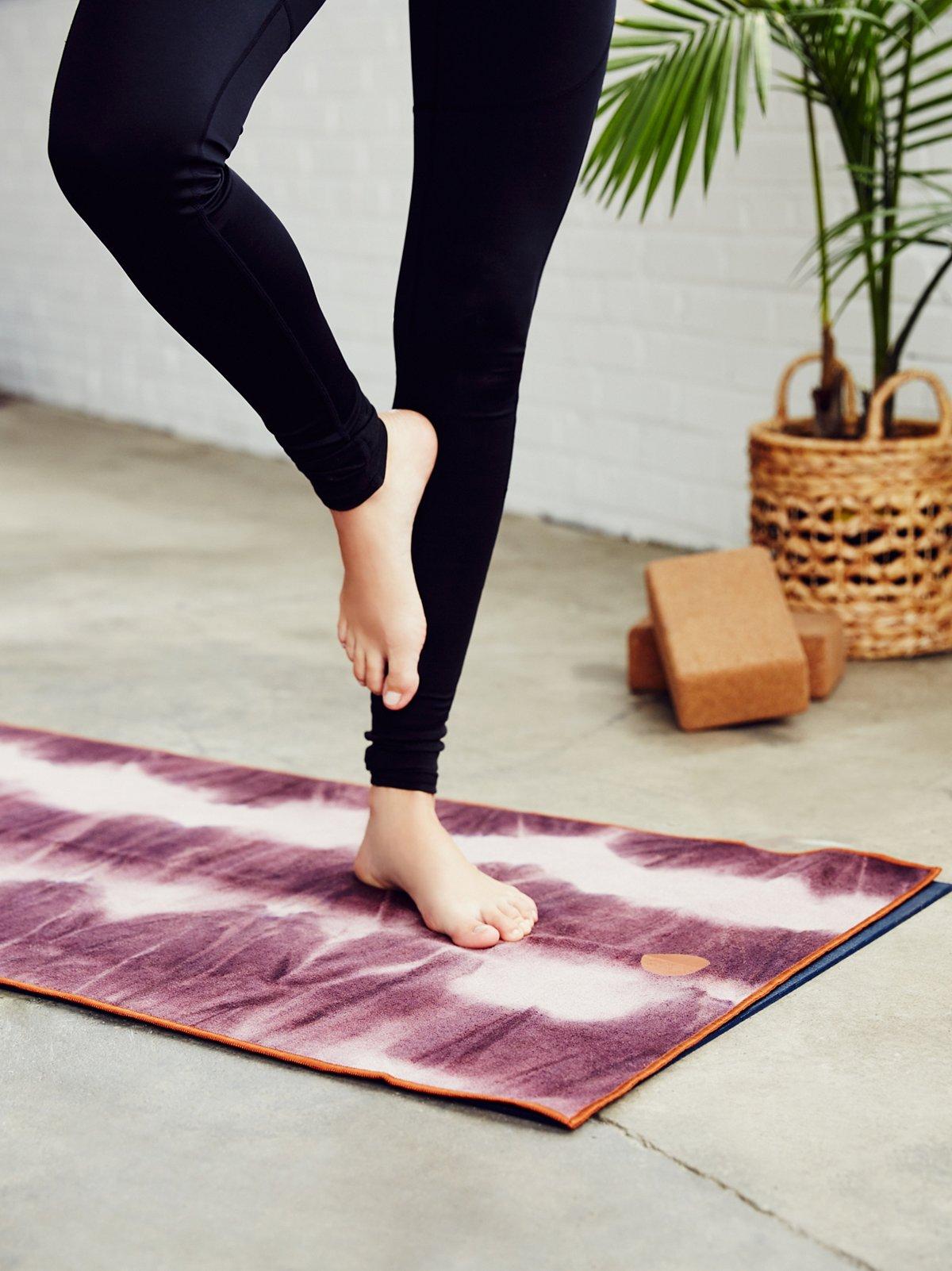 Yogitoes® Mat Towel