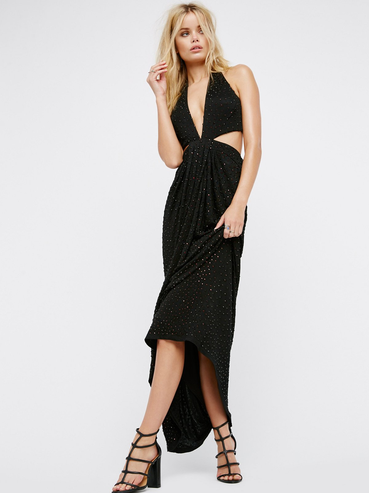 Midnight Hour Maxi Dress