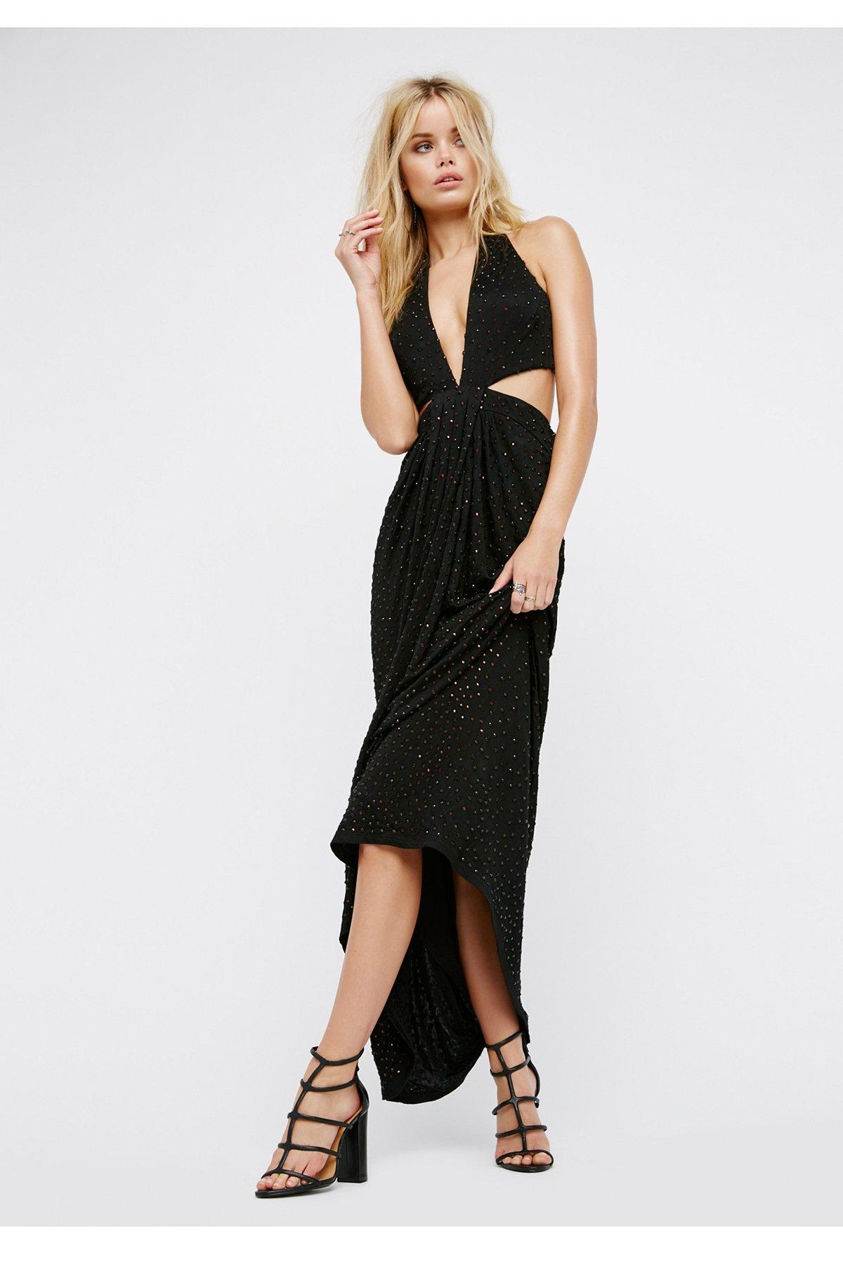 Midnight Hour Maxi Dress