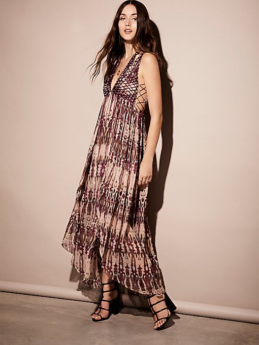 Product Image: Freyja及踝连衣裙