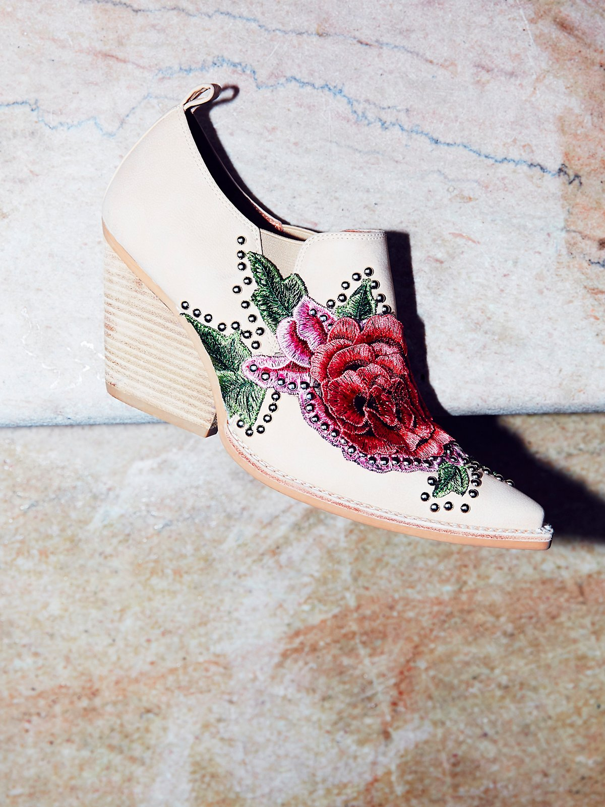 Knock Out Ankle Boot