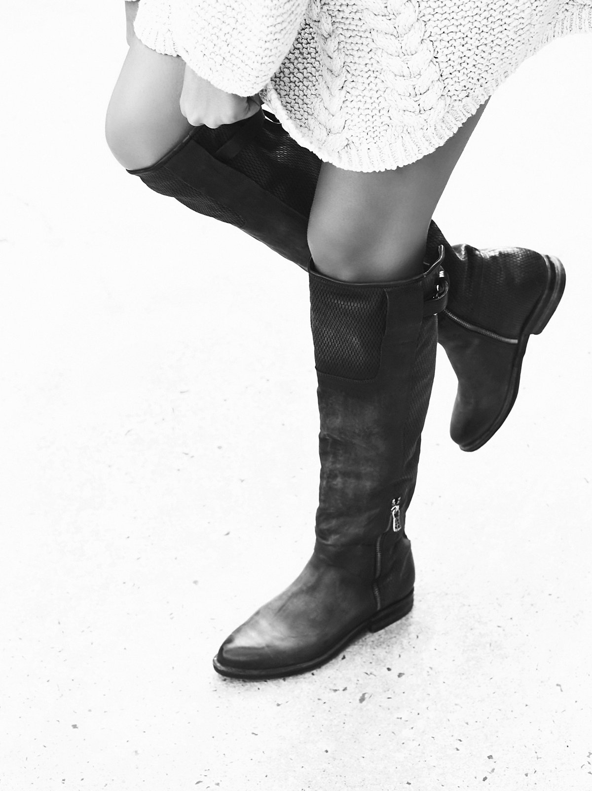 Royce Over The Knee Boot