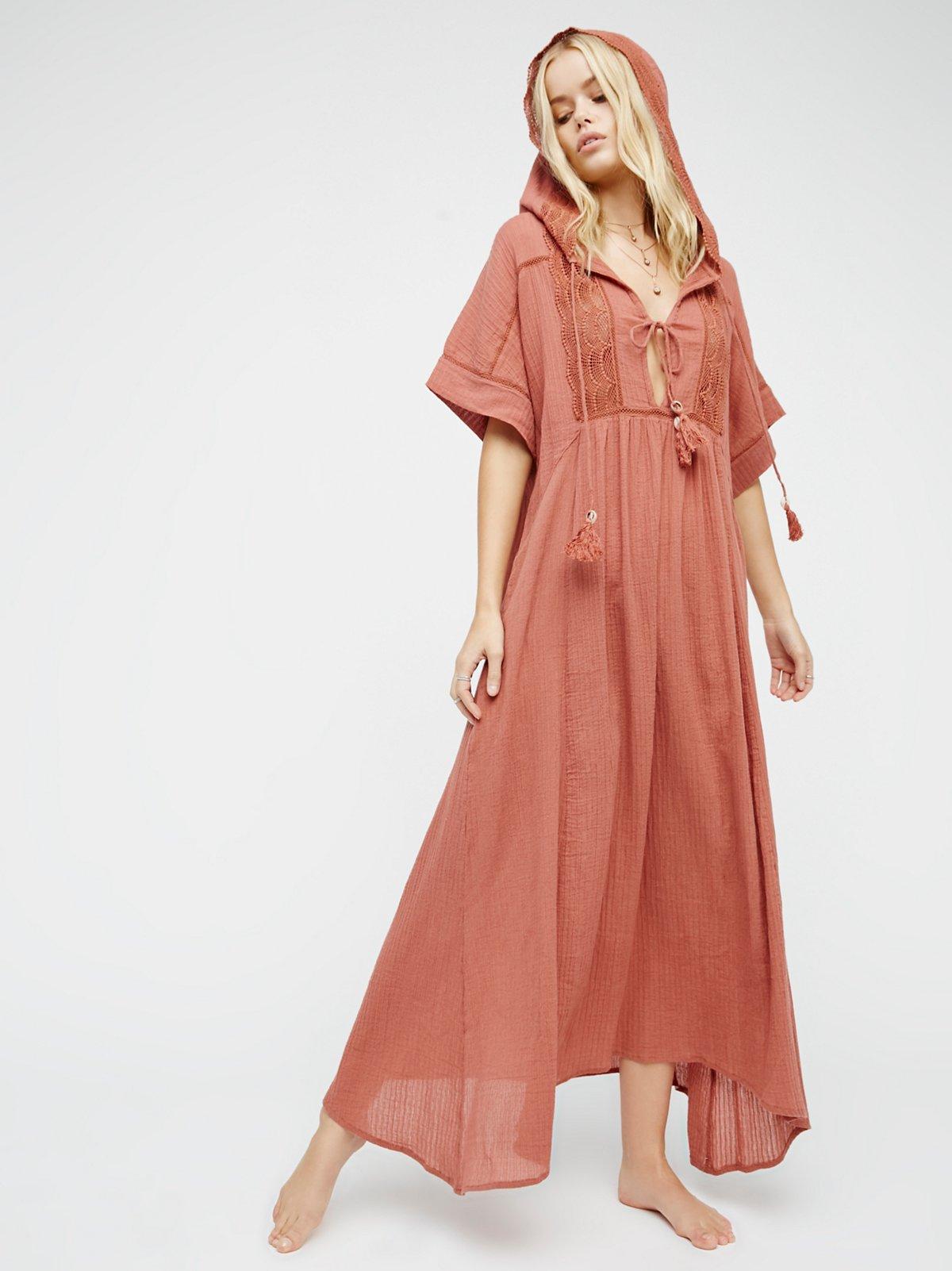 Paradise Lost Hoodie Dress