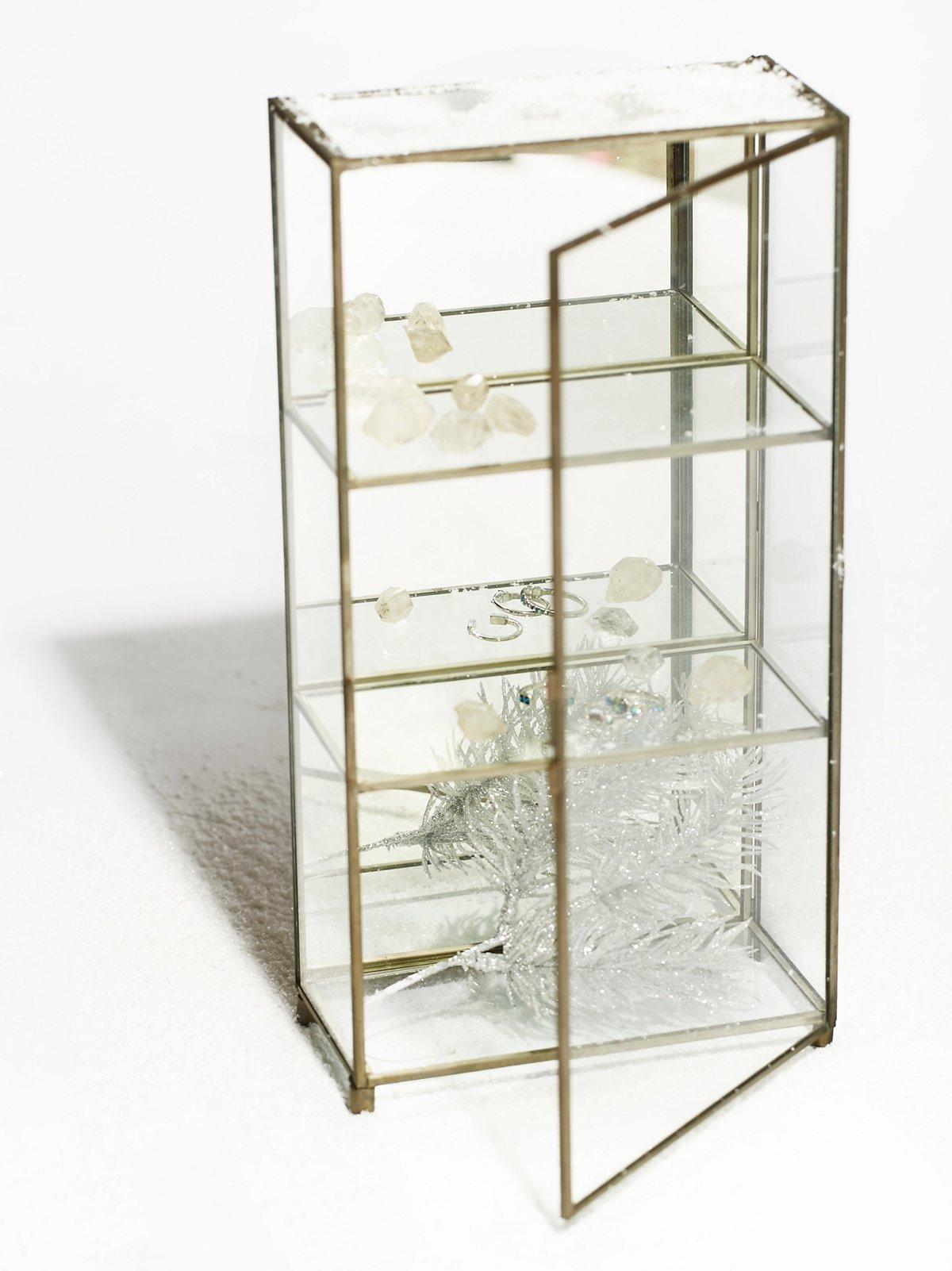 Vintage 1940s Jewelry Case