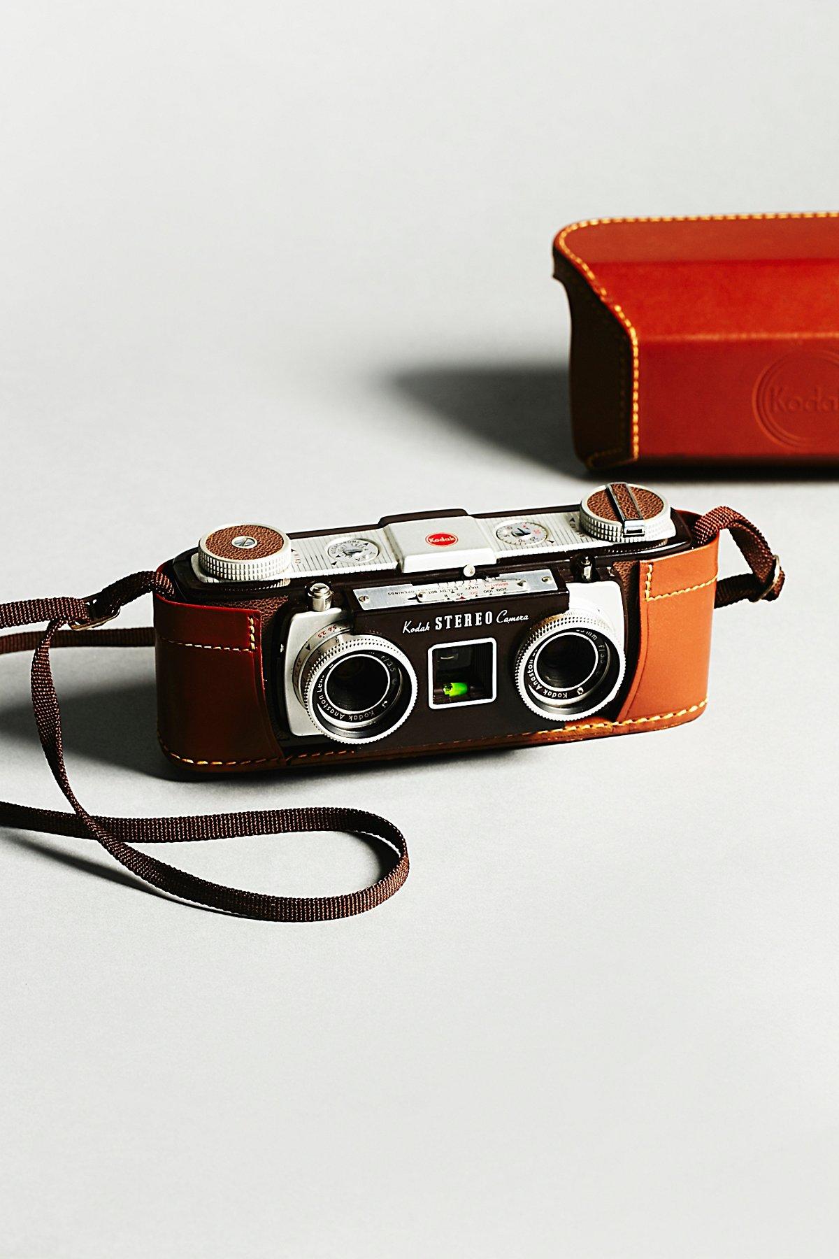 Vintage 1950s Kodak Stereo Camera