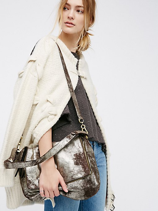 Product Image: Arielle Foiled Messenger