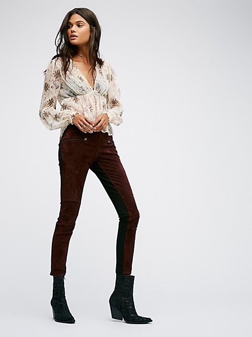 Product Image: Suede Stunner Skinny