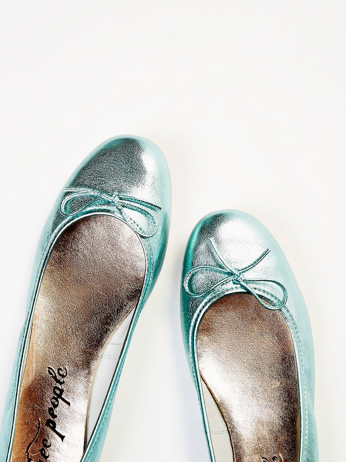 Last Dance芭蕾平底鞋