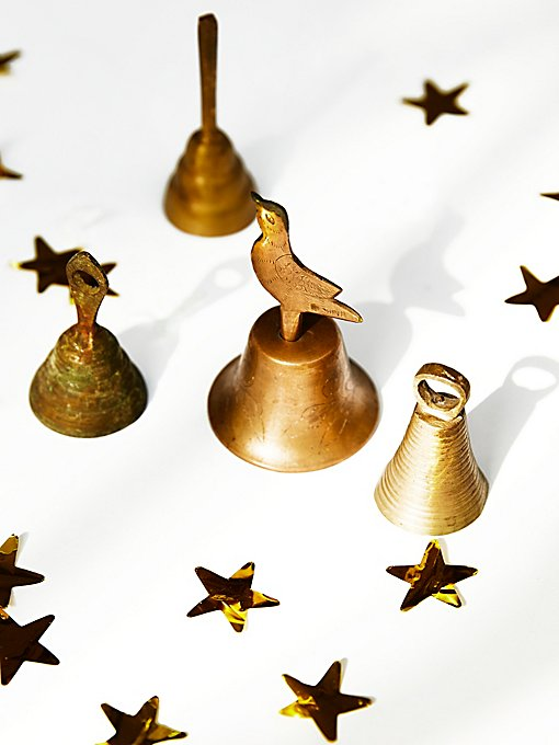Product Image: Vintage 1950s Brass Bells