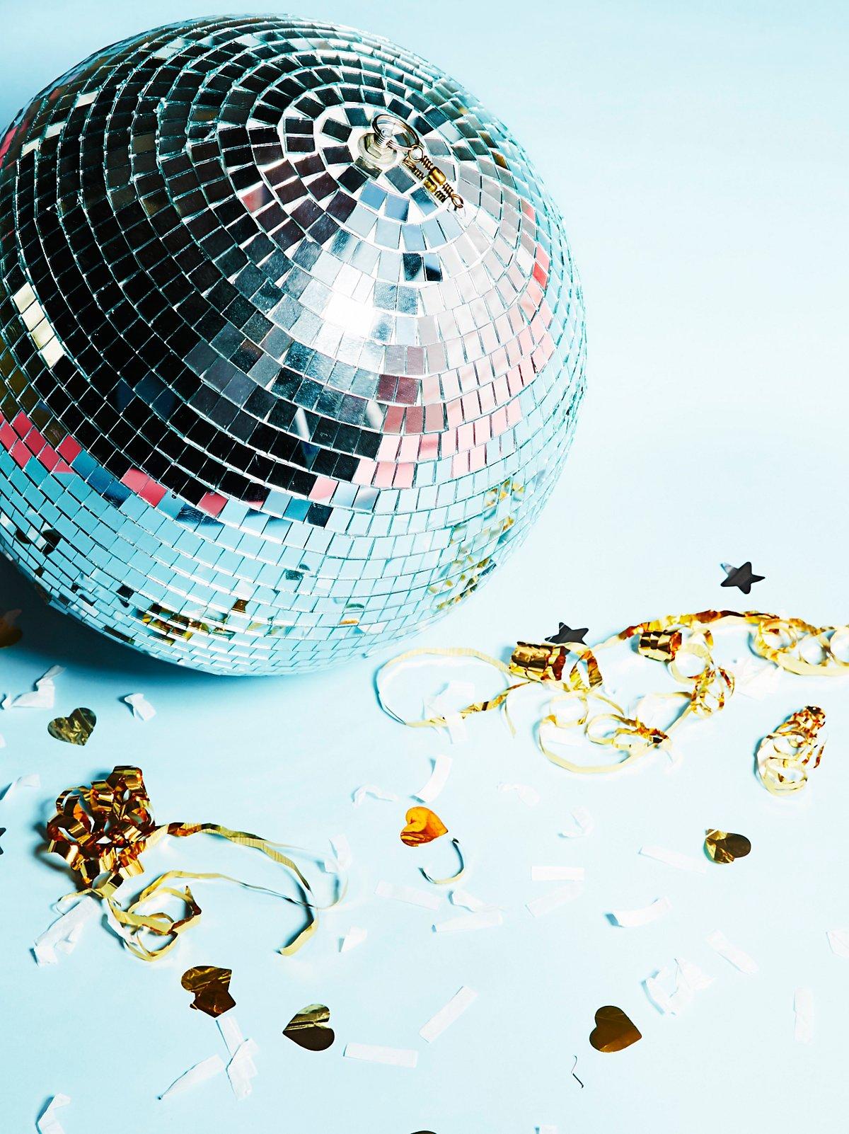 Vintage 1970s Disco Ball