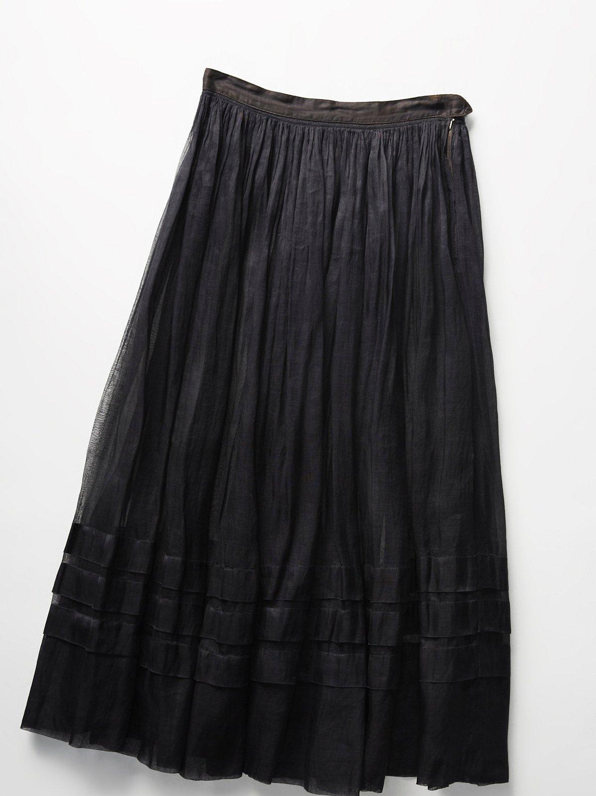 Vintage 1910s Petticoat