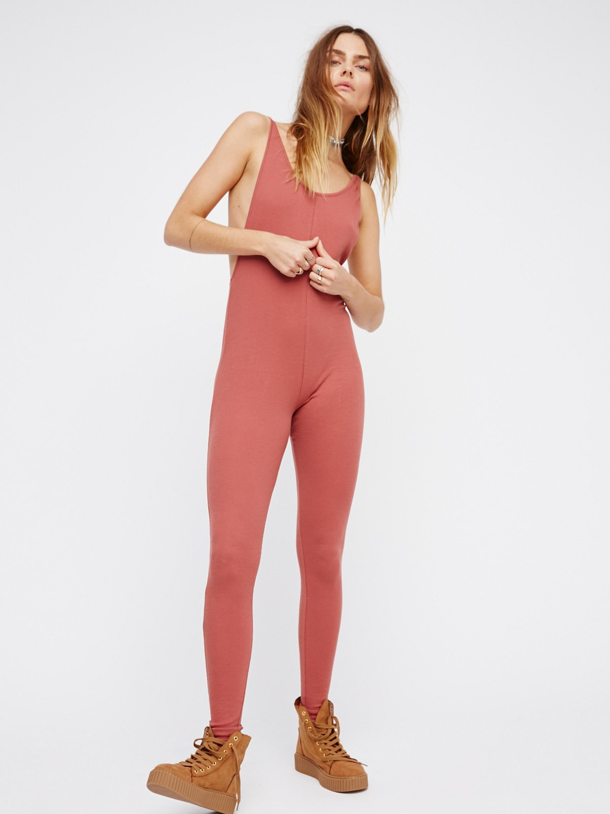 Layer Up Catsuit