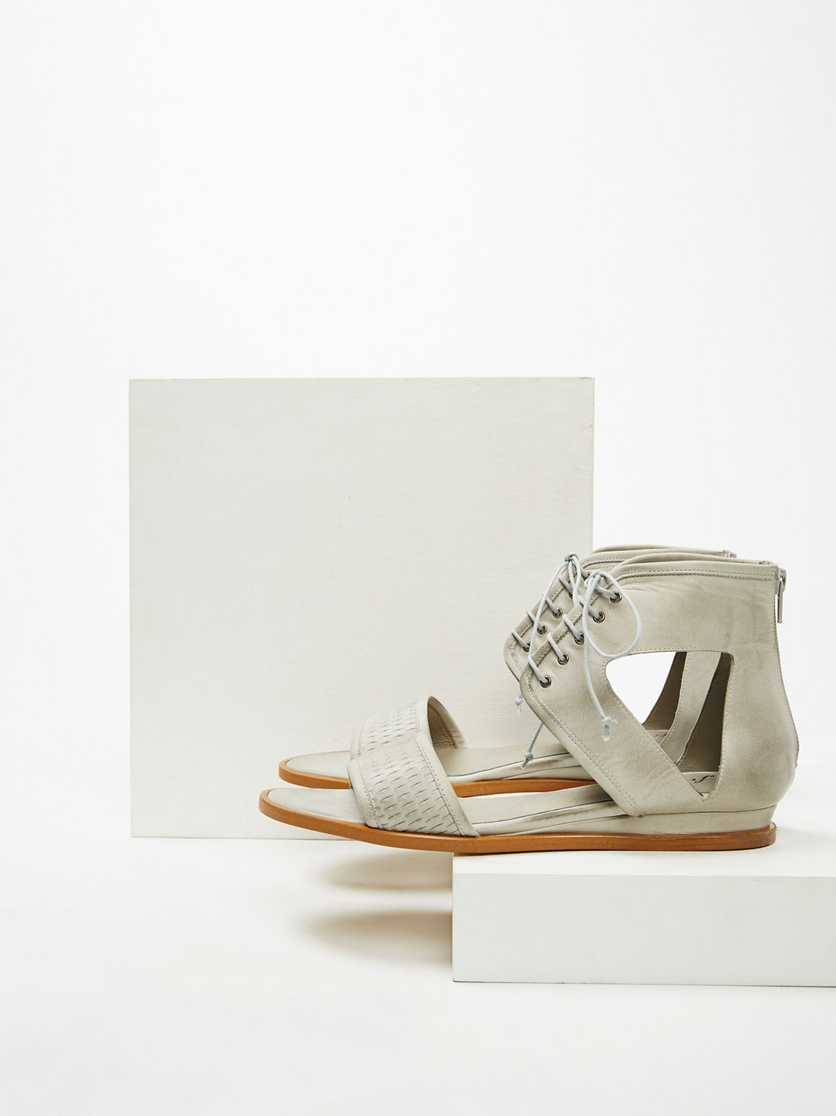 Date Night Mini Wedge Sandal