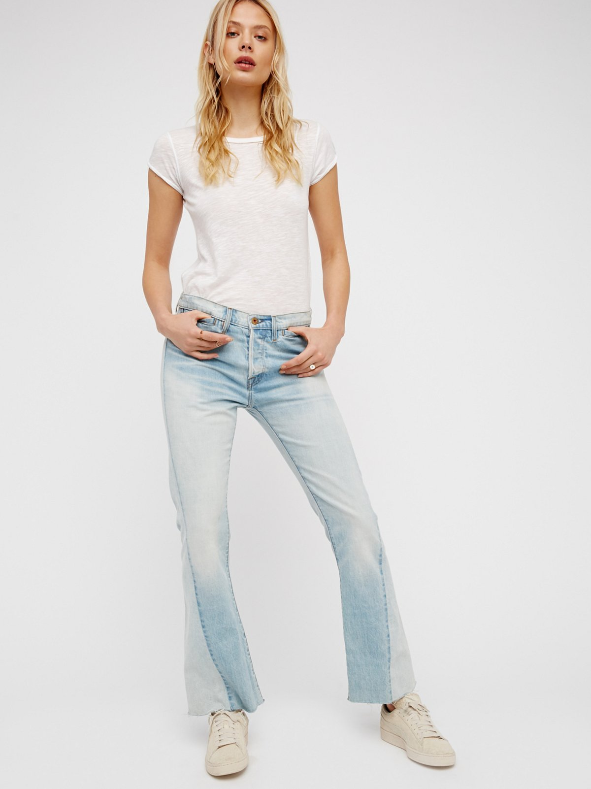 Aero Side Seam Twist Jean