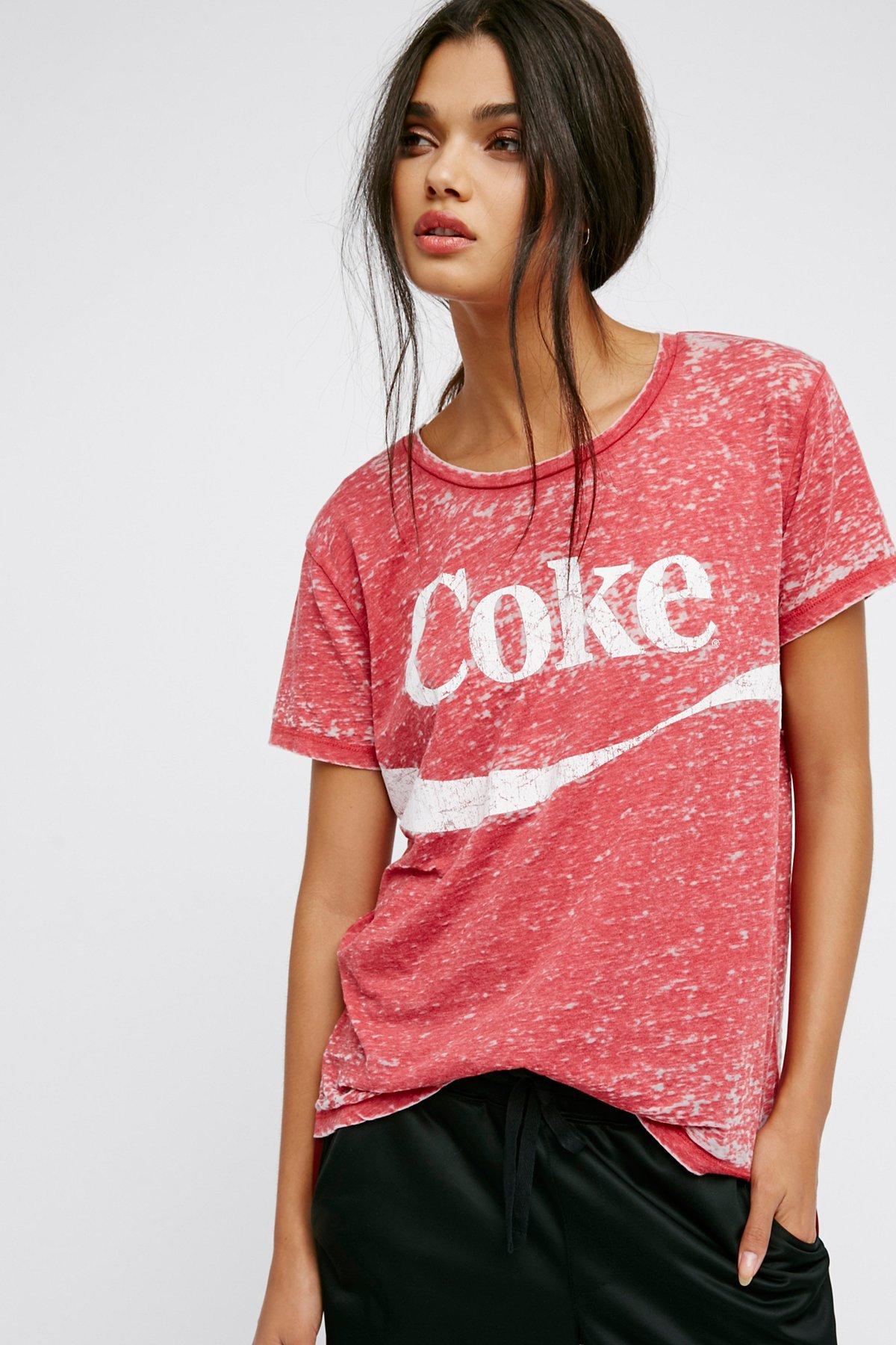 Coke Tee