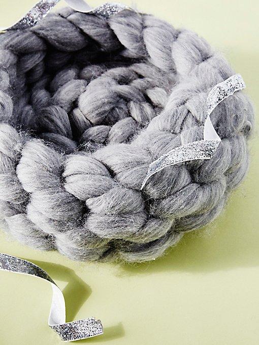 Product Image: 粗织羊毛猫床