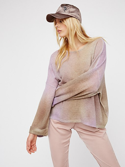 Product Image: After It Rains Cashmere Pullover