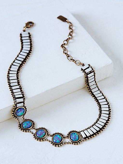 Product Image: Rothschild Opal Choker